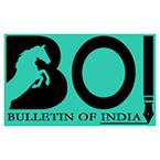 बुलेटिन ऑफ़ इंडिया